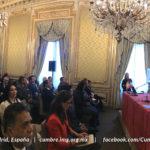 Cumbre Mundial de Municipalistas 2018 en Madrid, España. Instituto Mejores Gobernantes A.C 07