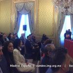 Cumbre Mundial de Municipalistas 2018 en Madrid, España. Instituto Mejores Gobernantes A.C.
