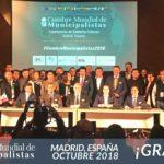 ¡Un éxito la Cumbre Mundial de Municipalistas 2018 en Madrid, España! Gracias por acompañarnos y ser parte de la comunidad que busca la propagación de las buenas prácticas de gobierno!